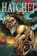 ADAM-GREENS-HATCHET-TP-VOL-01