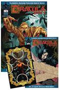 Eternal Thirst of Dracula 3 #1 Sgnd Coll Set (MR) (C: 0-1-2)