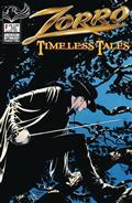 Zorro Timeless Tales #1 Cvr A Yeates