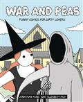 WAR-AND-PEAS-FUNNY-COMICS-FOR-DIRTY-LOVERS-SC-(C-0-1-0)