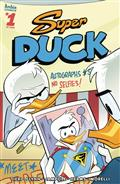 Super Duck #1 (of 5) Cvr B Charm (MR)