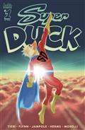 Super Duck #1 (of 5) Cvr D Gorham (MR)