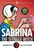 SABRINA-THE-TEENAGE-WITCH-COMP-TP-VOL-02-1972-1973