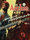 ARCHIE-ART-OF-FRANCESCO-FRANCAVILLA-HC