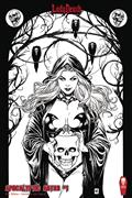 Lady Death Apocalyptic Abyss #1 (of 2) Raw Ed (MR) (C: 0-1-0