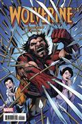 Wolverine #1 Alan Davis Sp Var (C: 0-1-2)