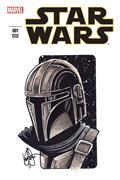Star Wars #1 Haeser Sgn Remarked (C: 0-1-2)
