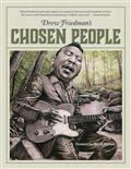 DREW-FRIEDMAN`S-CHOSEN-PEOPLE-HC