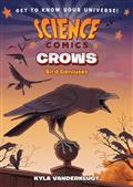 SCIENCE-COMICS-CROWS-GENIUS-BIRDS-GN-(C-1-1-0)