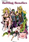 BATTLING-BEAUTIES-ART-OF-FRANK-THORNE-HC-(MR)