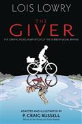 LOIS-LOWRY-GIVER-GN
