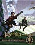HARRY-POTTER-FILM-VAULT-HC-VOL-07-QUIDDITCH-TRIWIZARD-TOUR