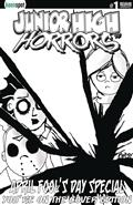 Junior High Horrors April Fools Special #1 5 Copy Ret Incv (