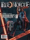 Rue Morgue Magazine #193 (MR) (C: 0-1-1)