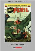 PRE-CODE-CLASSICS-OPERATION-PERIL-HC-VOL-03-(C-0-1-0)