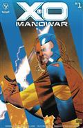 X-O Manowar (2020) #1 Cvr D #1-12 Pre-Order Bundle Ed