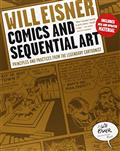WILL-EISNERS-COMICS-SEQUENTIAL-ART-SC-NEW-PTG