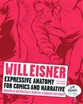 WILL-EISNERS-EXPRESSIVE-ANATOMY-FOR-COMICS-SC-NEW-PTG