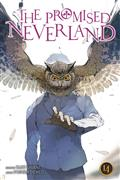 Promised Neverland GN Vol 14 (C: 1-1-2)