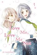 Love Me Love Me Not GN Vol 01 (C: 1-1-2)