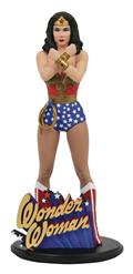 DC Gallery Linda Carter Wonder Woman Pvc Statue (C: 1-1-1)