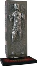 Sw Collectors Gallery Han Solo Carbonite 8In Statue (C: 1-1-