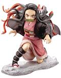 Demon Slayer Nezuko Kamado Artfx J Statue (Net) (C: 1-1-2)