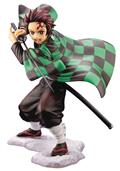 Demon Slayer Tanjiro Kamado Artfx J Statue (Net) (C: 1-1-2)