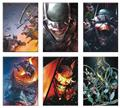 DC Heroes Dark Knight Metal 36Pc Magnet Asst (C: 1-1-2)