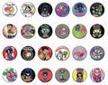 Teen Titans PX 144Pc Button Asst (C: 1-1-2)