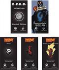 Hellboy Ltd Ed Enamel Pin 10Pc Asst (C: 1-1-1)