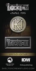 Locke & Key Ltd Ed Enamel Pin 4Pc Asst (C: 1-1-1)