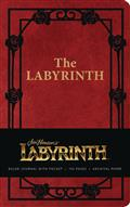 Labyrinth Hardcover Ruled Journal (C: 1-1-2)