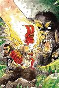 Young Hellboy The Hidden Land #2 (of 4) Cvr B Aragno