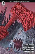 Black Hammer Visions #2 (of 8) Cvr A Kolins