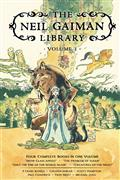 Neil Gaiman Library Edition HC Vol 03 (C: 1-1-2)