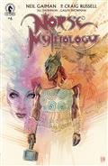 Neil Gaiman Norse Mythology #6 Cvr B Mack (C: 1-0-0)