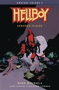Hellboy Omnibus TP Vol 02 Strange Places