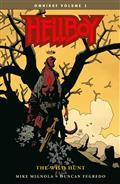 Hellboy Omnibus TP Vol 03 The Wild Hunt
