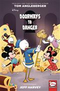 DISNEYS DOORWAYS TO DANGER GN (C: 1-1-1)