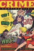 Crime Comics Confidential TP (C: 0-1-1)