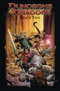 Dungeons & Dragons Fells Five TP (C: 0-1-1)