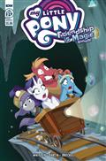 My Little Pony Friendship Is Magic 2021 Annual Cvr A Brianna