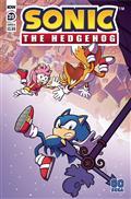 Sonic The Hedgehog #39 Cvr A Abby Bulmer (C: 1-0-0)