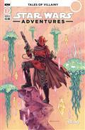 Star Wars Adventures (2020) #7 Cvr B Nick Brokenshire (C: 1-