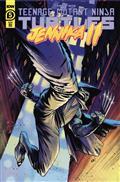 TMNT Jennika II #5 (of 6) 10 Copy Adam Gorham Incv Cvr (Net)