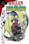King In Black Wiccan And Hulking #1 Momoko Stormbreakers Var
