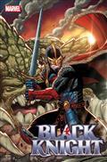 Black Knight Curse Ebony Blade #1 (of 5) Ron Lim Var