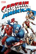Captain America Anniversary Tribute #1