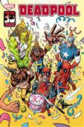 Deadpool Nerdy 30 #1 Hawthorne Var